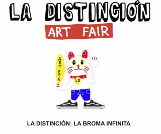 ¿Y ahora qué? - Encuentros con galeristas en LA DISTINCION / LA BROMA INFINITA
