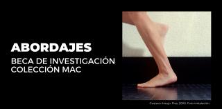 Abordajes. Beca de investigación Colección MAC