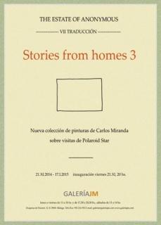 Carlos Miranda, Stories from homes 3