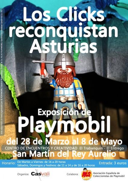 Los clicks reconquistan Asturias