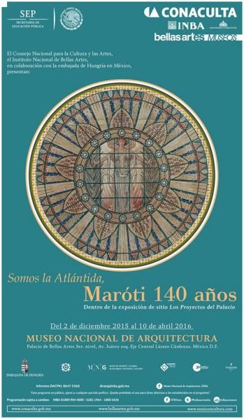 Somos la Atlántida, Maróti 140 años