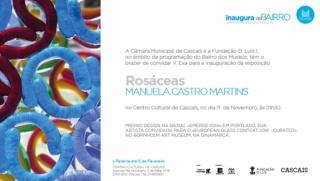 Manuela Castro Martins, Rosáceas