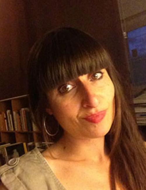 Inma Prieto Carrillo, miembro del Comité Curatorial de SCULTO 18
