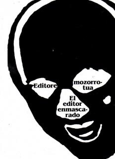 Editor enmascarado