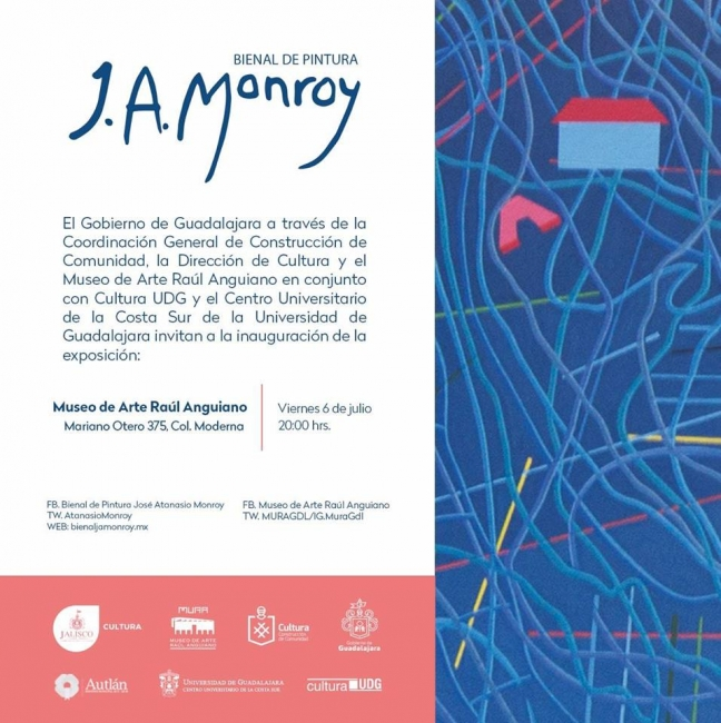 Bienal de pintura José Atanasio Monroy