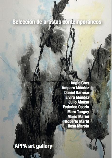 Selección de artistas contemporáneos