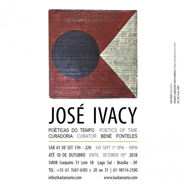 Poetics of Time - José Ivacy