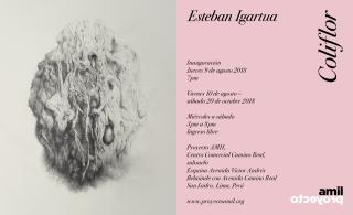 Esteban Igartua Invitación