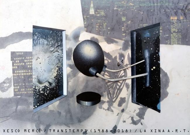 Xesco Mercé. Transtemps (1988-2018)