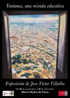 Jose Víctor Villalba. Ventanas, una mirada educativa