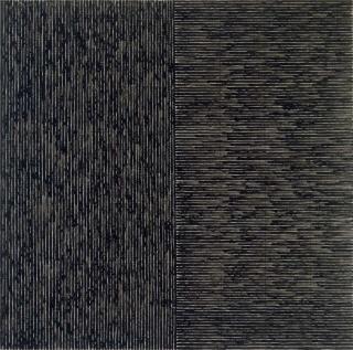 Joaquim Chancho, Pintura 78, 1997, Óleo sobre lienzo, 190 x 190 cm.