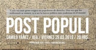 Post populi