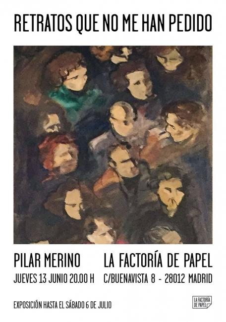 Pilar Merino. Retratos que no me han pedido