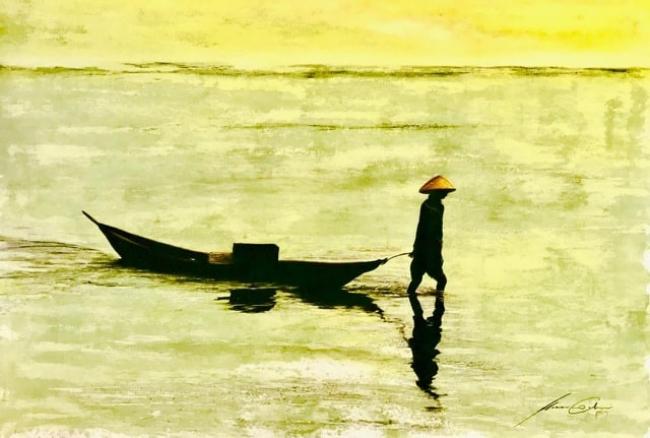 Yellow lake