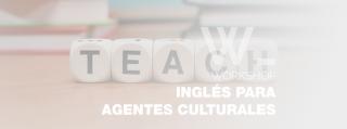 Curso de Inglés para agentes culturales