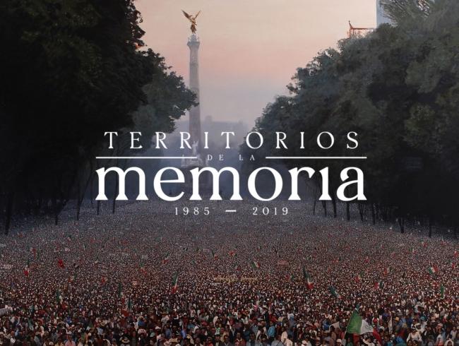 Territorios de la memoria 1985-2019