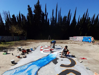 Zion Town Kids — Cortesía de B-Murals
