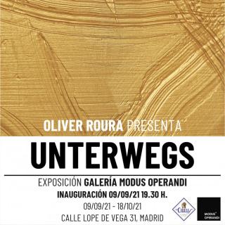UNTERWEGS INVITACIÓN