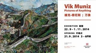 Vik Muniz, Pictures of Anything