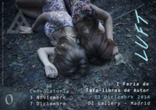 Luft - I Feria de Foto-libros de Autor