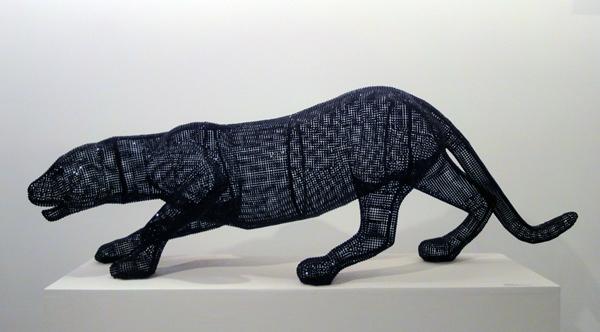 Nicola Bolla, Vanitas (black panther)