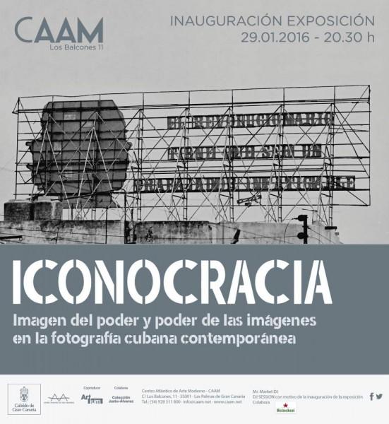 Iconocracia. Imagen del poder y poder de las imágenes en la fotografía cubana contemporánea