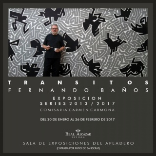 Tránsitos / Fernando Baños / Series 2013-2017