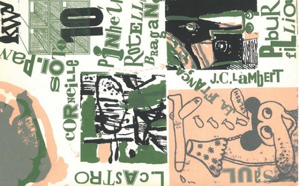 Um realismo cosmopolita: Uma exposição em torno do grupo KWY