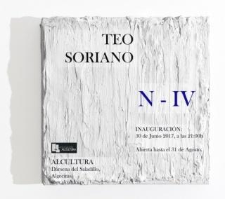 Teo Soriano. N-IV