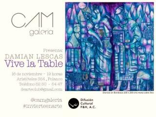 VIVE LA TABLE