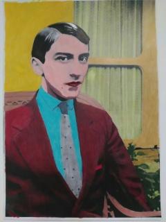Óscar Leo, Cocteau – Cortesía de la Galería La Isla
