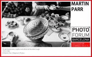 Martin Parr en Phoro Forum