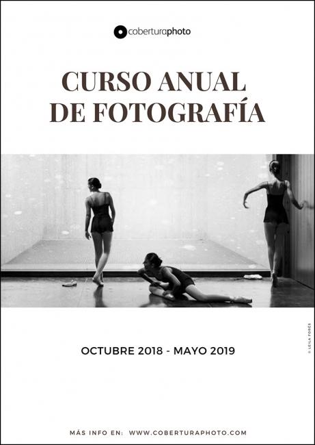Curso anual de fotografía 2018-19
