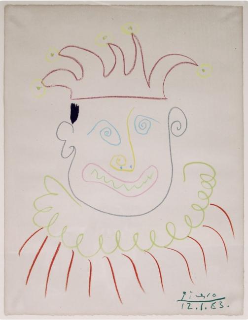"""Picasso """"Carnival"""""""