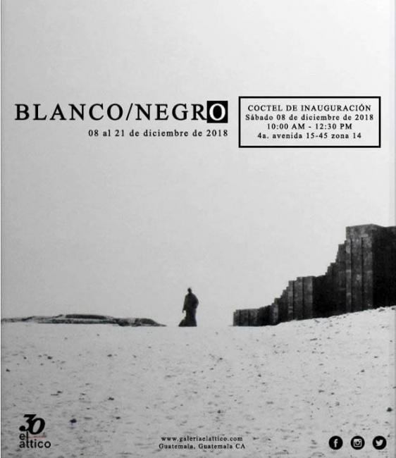 Blanco / Negro