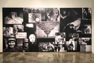 Josep Tornero. La desaparación de las luciérnagas — Cortesía del Consorci de Museus de la Comunitat Valenciana