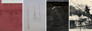 Quatro artistas paulistas