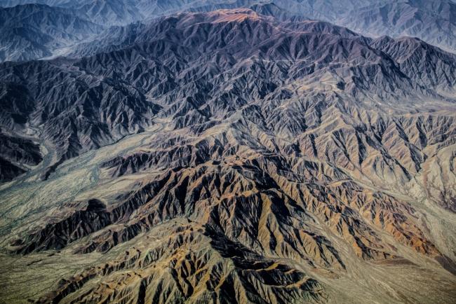 Montañas de cobre III