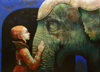 Nicoletta Tomas — Cortesía de Abartium galería de arte