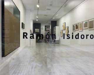 Ramón Isidoro. Pinturas Vagarosas — Cortesía de Ármaga galería de arte