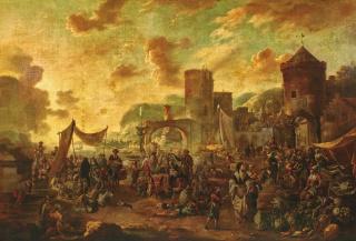Anton Goubau (Amberes, 1616-1698)