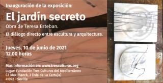 Teresa Esteban. El jardín secreto