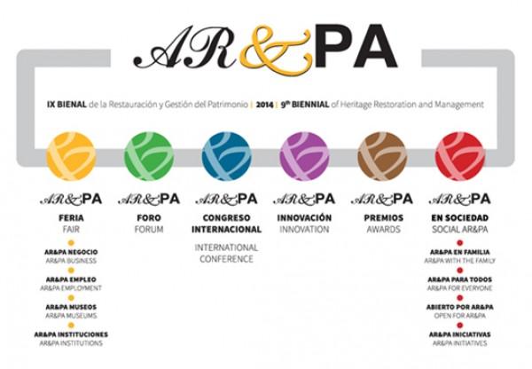 AR&PA 2014 - IX Bienal de Restauración y Gestión del Patrimonio