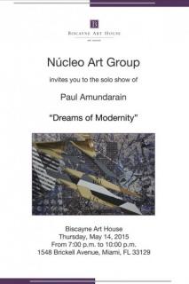 Paul Amundarain, Dreams of modernity
