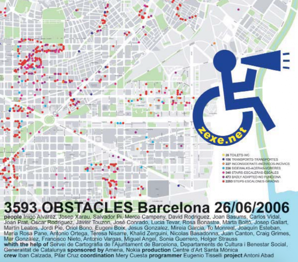 Canal Accessible. Antoni Abad