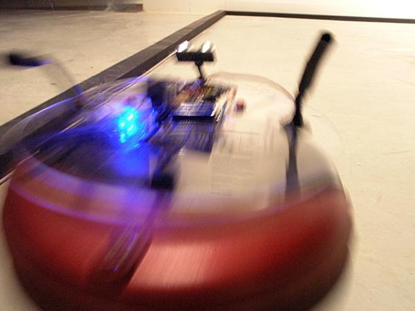 José, un robot autista. Ricardo Iglesias