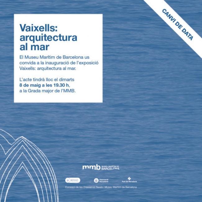 Vaixells: arquitectura al mar
