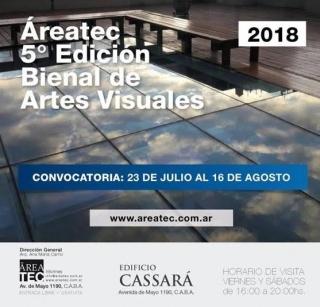 Áreatec 2018. 5ª Edición Bienal de Artes Visuales: disciplina pintura. Imagen cortesía Áreatec