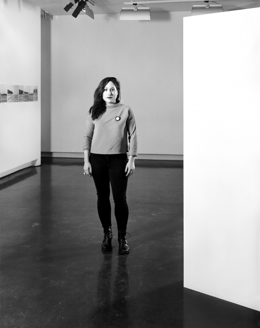 Retrato de Laia Abril by Ana LEFAUX — Cortesía de Foto Colectania