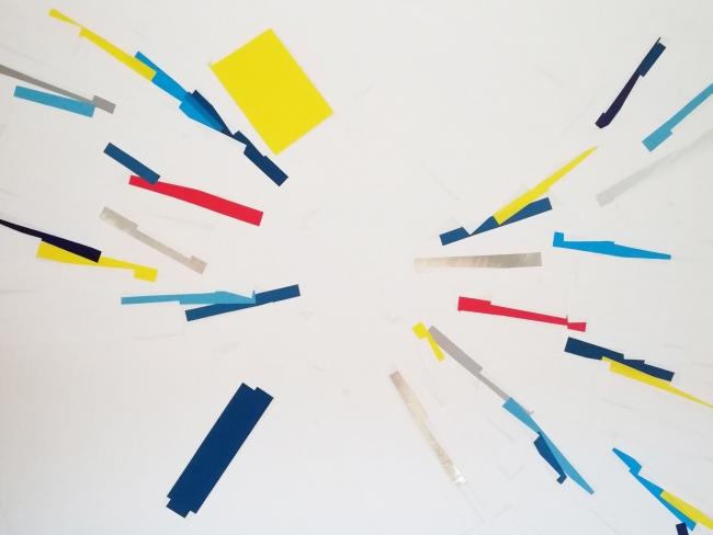 Set Espai d'Art. Valencia. Swab on Paper 2019 — Cortesía de Swab Barcelona